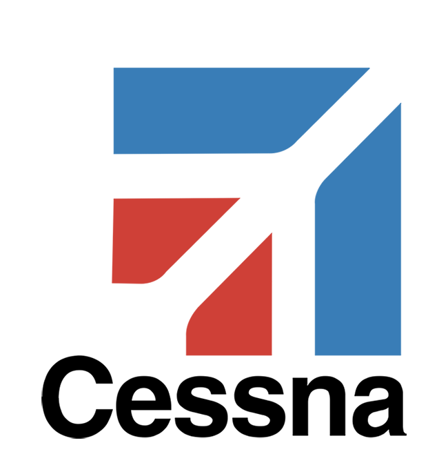 Lanseria Aircraft Refurbishment partner and supplier Cessna logo