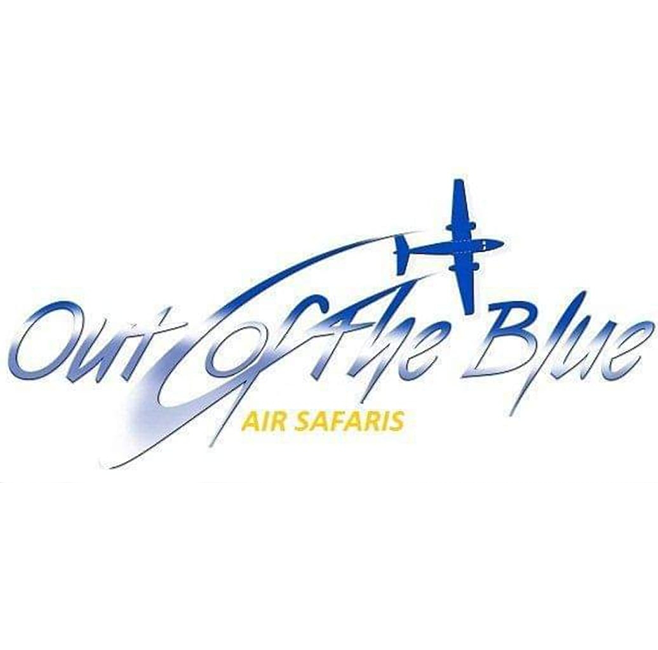 Lanseria Aircraft Refurbishment partner and supplier Out of the Blue Air Safaris logo
